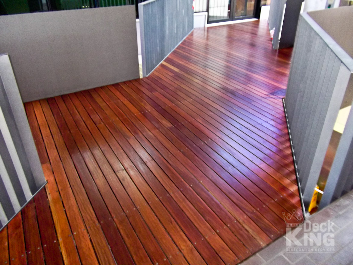 commercial decking restoration